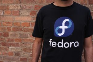 Fedora T-Shirt (Black)