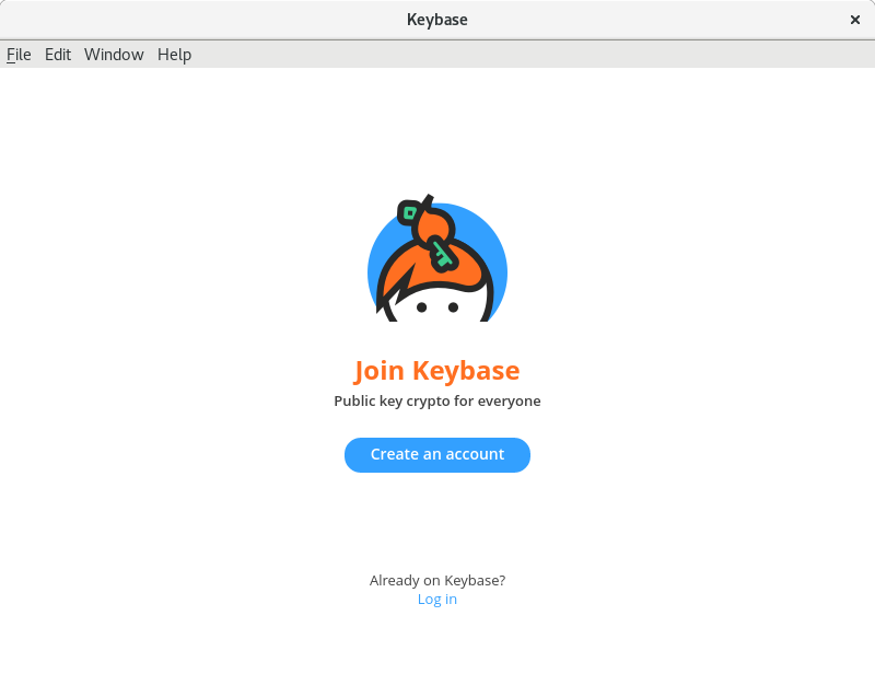 join keybase